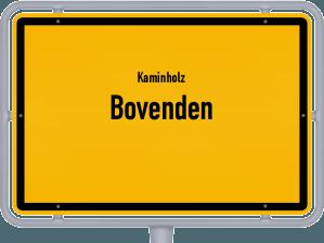 Kaminholz & Brennholz-Angebote in Bovenden