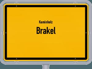 Kaminholz & Brennholz-Angebote in Brakel
