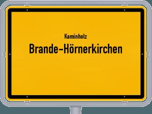 Kaminholz & Brennholz-Angebote in Brande-Hörnerkirchen