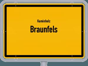 Kaminholz & Brennholz-Angebote in Braunfels