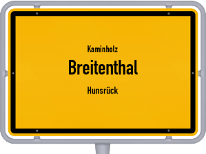 Kaminholz & Brennholz-Angebote in Breitenthal (Hunsrück)