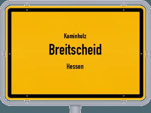 Kaminholz & Brennholz-Angebote in Breitscheid (Hessen)