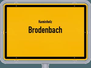 Kaminholz & Brennholz-Angebote in Brodenbach