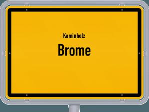 Kaminholz & Brennholz-Angebote in Brome