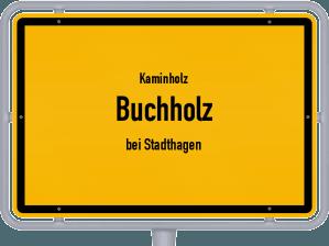 Kaminholz & Brennholz-Angebote in Buchholz (bei Stadthagen)