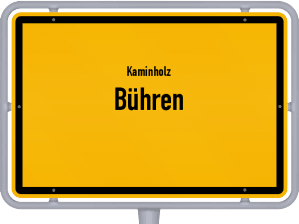 Kaminholz & Brennholz-Angebote in Bühren