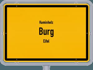 Kaminholz & Brennholz-Angebote in Burg (Eifel)
