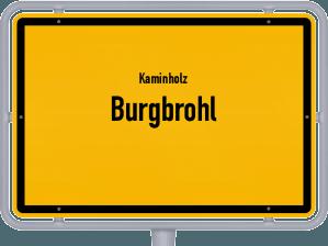 Kaminholz & Brennholz-Angebote in Burgbrohl