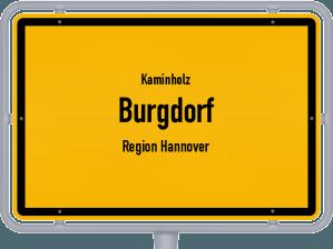 Kaminholz & Brennholz-Angebote in Burgdorf (Region Hannover)