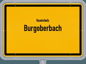 Kaminholz & Brennholz-Angebote in Burgoberbach