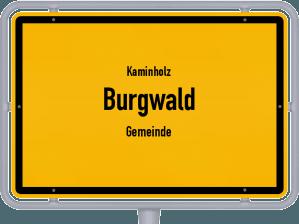 Kaminholz & Brennholz-Angebote in Burgwald (Gemeinde)