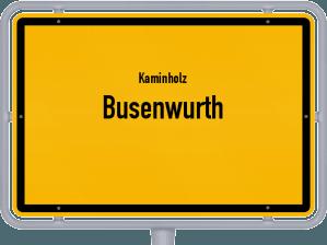 Kaminholz & Brennholz-Angebote in Busenwurth