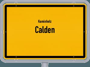 Kaminholz & Brennholz-Angebote in Calden
