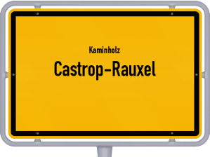 Kaminholz & Brennholz-Angebote in Castrop-Rauxel