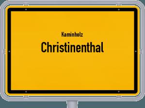 Kaminholz & Brennholz-Angebote in Christinenthal