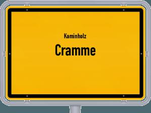Kaminholz & Brennholz-Angebote in Cramme