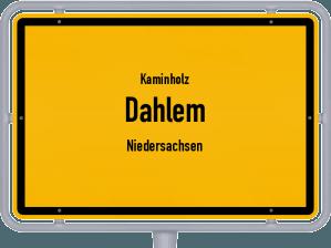 Kaminholz & Brennholz-Angebote in Dahlem (Niedersachsen)