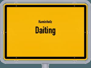 Kaminholz & Brennholz-Angebote in Daiting