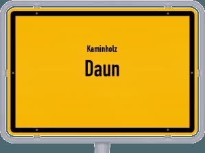 Kaminholz & Brennholz-Angebote in Daun