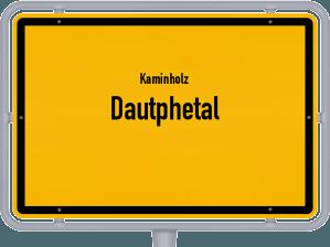 Kaminholz & Brennholz-Angebote in Dautphetal