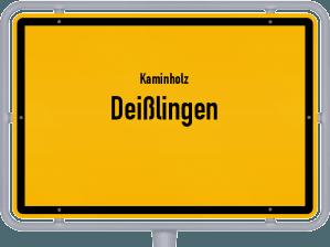 Kaminholz & Brennholz-Angebote in Deißlingen
