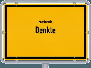 Kaminholz & Brennholz-Angebote in Denkte