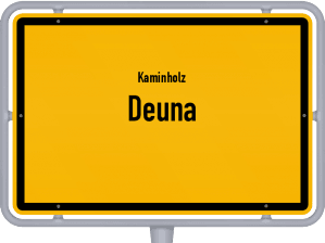 Kaminholz & Brennholz-Angebote in Deuna