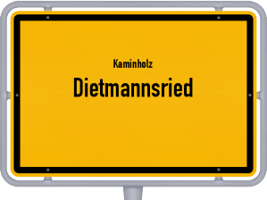 Kaminholz & Brennholz-Angebote in Dietmannsried