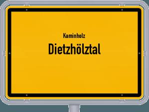 Kaminholz & Brennholz-Angebote in Dietzhölztal