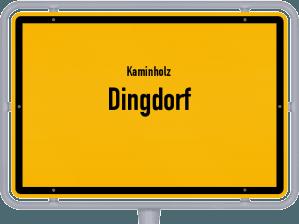 Kaminholz & Brennholz-Angebote in Dingdorf