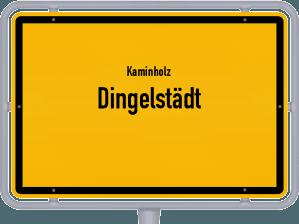 Kaminholz & Brennholz-Angebote in Dingelstädt