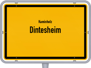 Kaminholz & Brennholz-Angebote in Dintesheim