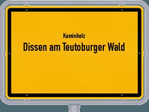Kaminholz & Brennholz-Angebote in Dissen am Teutoburger Wald