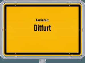 Kaminholz & Brennholz-Angebote in Ditfurt