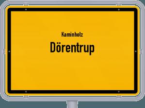 Kaminholz & Brennholz-Angebote in Dörentrup