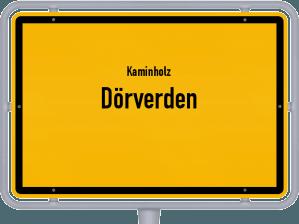 Kaminholz & Brennholz-Angebote in Dörverden