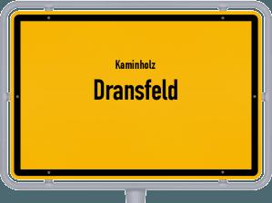 Kaminholz & Brennholz-Angebote in Dransfeld