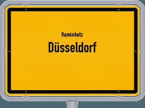 Kaminholz & Brennholz-Angebote in Düsseldorf