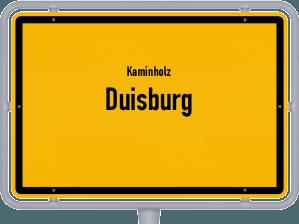 Kaminholz & Brennholz-Angebote in Duisburg