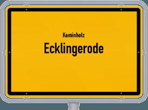 Kaminholz & Brennholz-Angebote in Ecklingerode