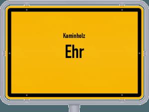 Kaminholz & Brennholz-Angebote in Ehr