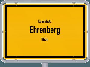 Kaminholz & Brennholz-Angebote in Ehrenberg (Rhön)