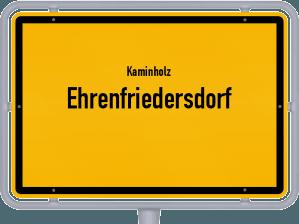 Kaminholz & Brennholz-Angebote in Ehrenfriedersdorf