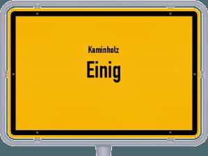 Kaminholz & Brennholz-Angebote in Einig