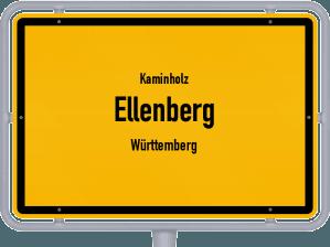 Kaminholz & Brennholz-Angebote in Ellenberg (Württemberg)