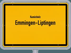 Kaminholz & Brennholz-Angebote in Emmingen-Liptingen