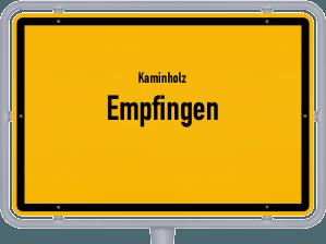 Kaminholz & Brennholz-Angebote in Empfingen