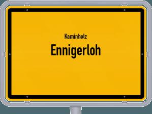 Kaminholz & Brennholz-Angebote in Ennigerloh
