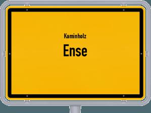 Kaminholz & Brennholz-Angebote in Ense