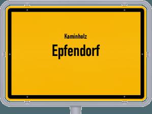 Kaminholz & Brennholz-Angebote in Epfendorf